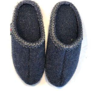 Fall Ready! Haflinger Wool Clog 36 warm